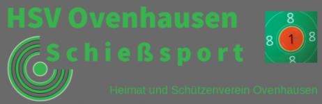 Schießsport Ovenhausen
